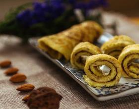 核桃杏仁饼