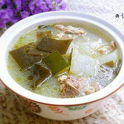 冬瓜海带汤的做法[图]