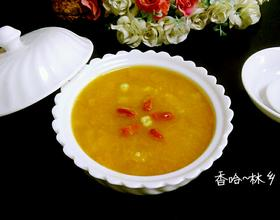 南瓜薏米羹