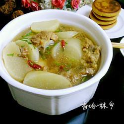 羊肉汤的做法[图]