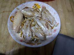 蒜香鸡翅的做法图解4