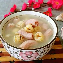 小肠莲子汤的做法[图]
