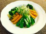 蔬菜色拉的做法[图]