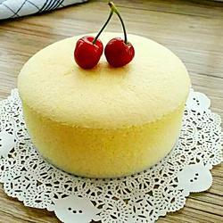 轻芝士蛋糕的做法[图]