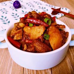 土豆烧牛肉的做法[图]