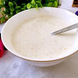 牛奶燕麦的做法[图]