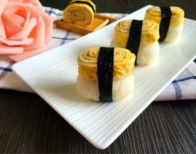 日式厚蛋烧寿司