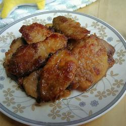 香煎猪肉片的做法[图]