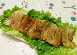 香煎梅花肉