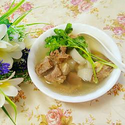 自做羊肉汤的做法[图]