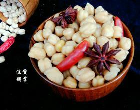 五香鹰嘴豆