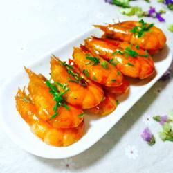 红烧虾的做法[图]