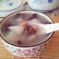 猪肺雪梨汤的做法[图]