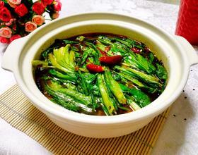 蔬菜火锅[图]