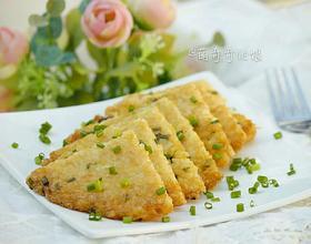 鸡蛋米饼[图]