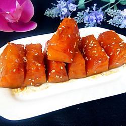 日式煮南瓜的做法[图]