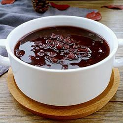 红豆汤的功效与作用_黑米的做法大全_黑米怎么做好吃 - 菜谱 - 香哈网