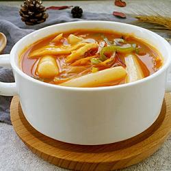 韩式年糕汤的做法[图]