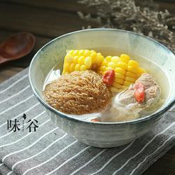 猴头菇猪骨汤的做法[图]