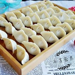 东北酸菜饺子