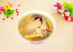 榴莲皮煲鸡汤