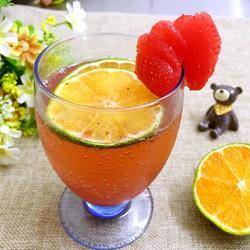 水果气泡饮的做法[图]