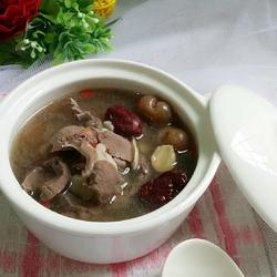 清补凉猪心汤的做法[图]