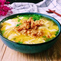 清汤面条的做法[图]