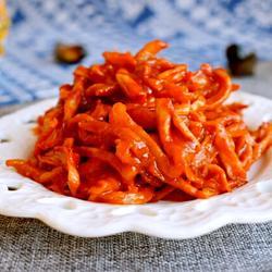 朝鲜族萝卜条咸菜