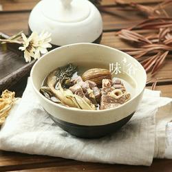 猪肺汤的做法[图]