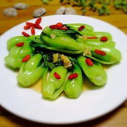 炒小油菜的做法[图]