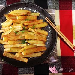 香酥土豆条的做法[图]