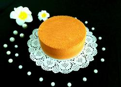 戚风蛋糕胚子(6寸)