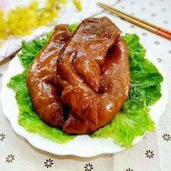 卤猪蹄的做法[图]