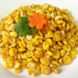 赛蟹黄玉米粒