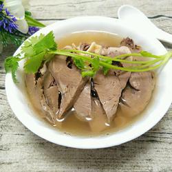 清炖猪心汤的做法[图]