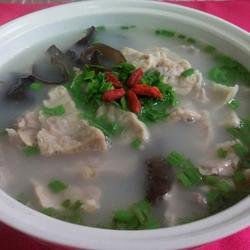 炖猪肺汤的做法[图]
