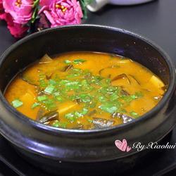 朝鲜族大酱汤