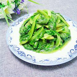 烫生菜的做法[图]
