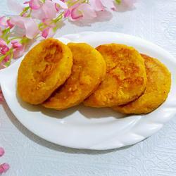 南瓜玉米饼的做法[图]