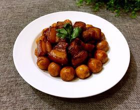 红烧肉烧婴儿蛋-移动-香哈网搜索版鹌鹑开胃夏季菜谱图片