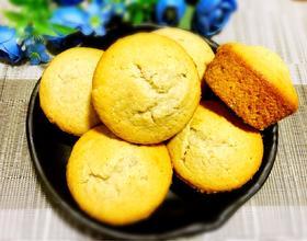 香蕉小蛋糕