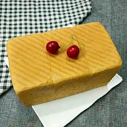 吐司(玉米油版)的做法[图]