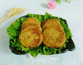 蔬菜杂粮饼