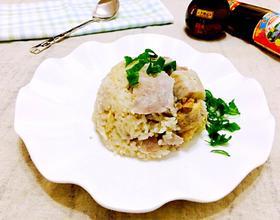 香芋鸡焖饭