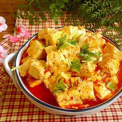 蒜蓉辣豆腐的做法[图]