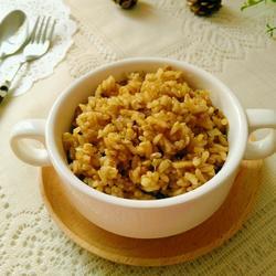 酱汁炒米的做法[图]