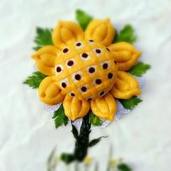 向日葵包子