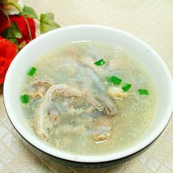 萝卜丝猪肚汤的做法[图]