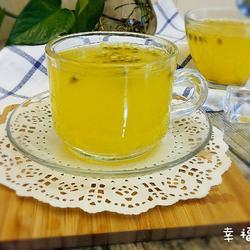 百香果茶的做法[图]